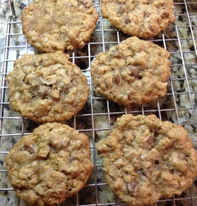 oatmeal choco chippers