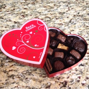 See's Valentine's Box
