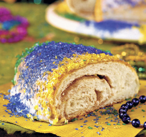 Southern Living King Cake